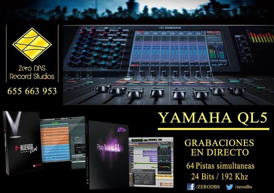 Grabación y mezcla de conciertos